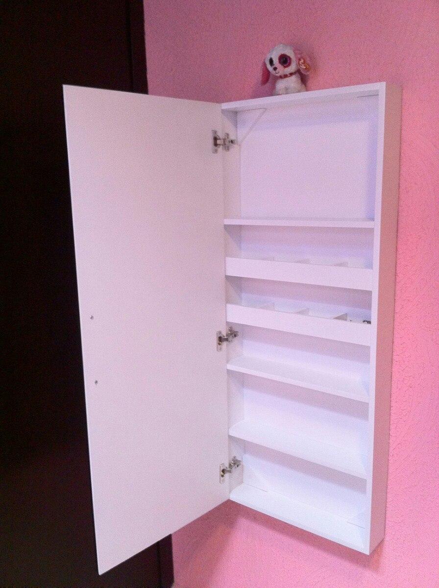 Puertas Para Muebles De Baño : Mueble botiquin con espejo y puerta habatible para baño