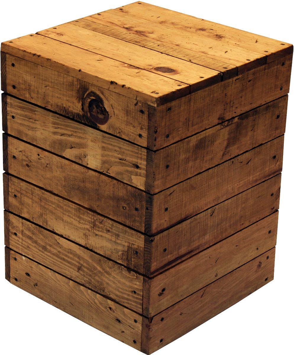 Mueble bur de madera tipo pallet decoraci n 2 for Tipos de muebles de madera