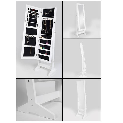 mueble cajonera con espejo joyero con cajones