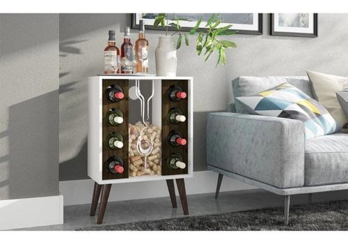 mueble cava para 8 vinos
