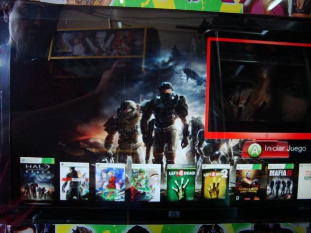 Mueble cisne 23 para xbox 360 maquina de videojuegos for Mueble para xbox 360