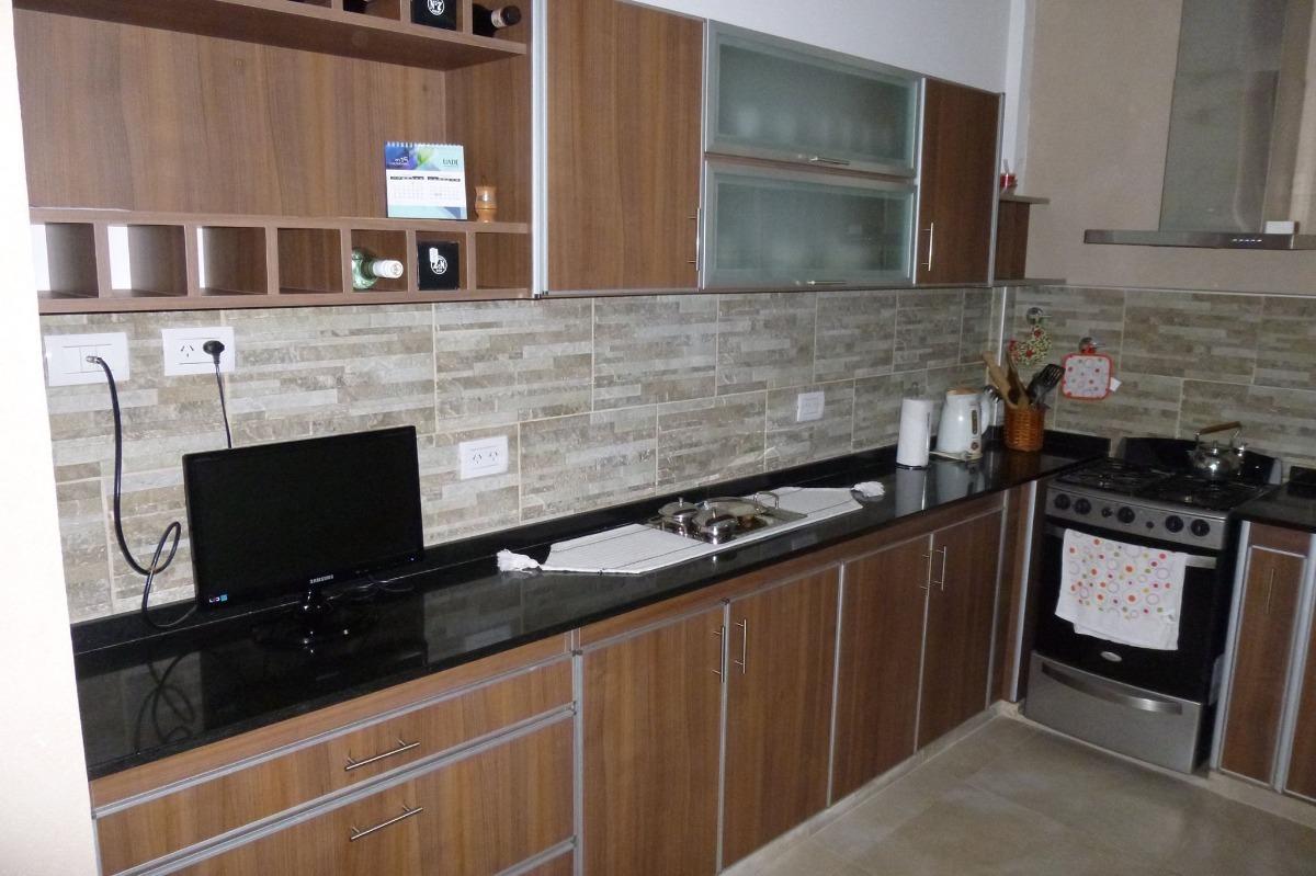 Mueble De Cocina Bajo Mesada Alacena Madera Melamina Mdf