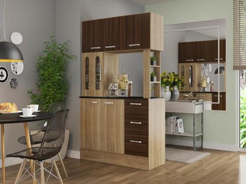 Mueble cocina americana antonia cafe ikean for Armado de muebles de cocina