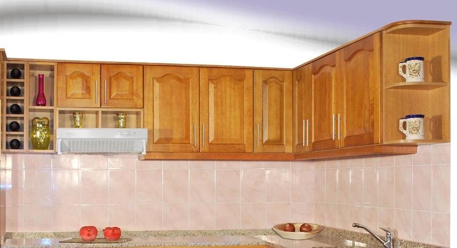Mueble De Cocina Bajo Mesada Alacena Madrid Amoblamientos Fl ...