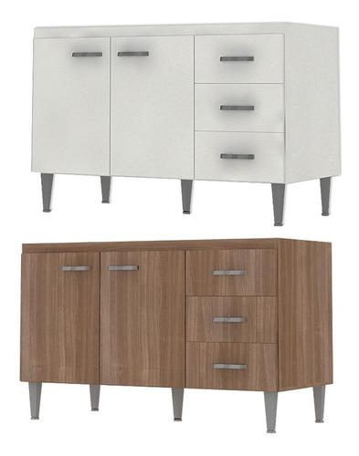 mueble cocina bajo mesada  armario aparador compramas