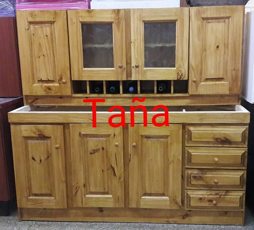 Mueble Cocina Bajomesada 1 60 Mt Romano Fabricantes En Lanus  # Muebles Zona Sur Lanus