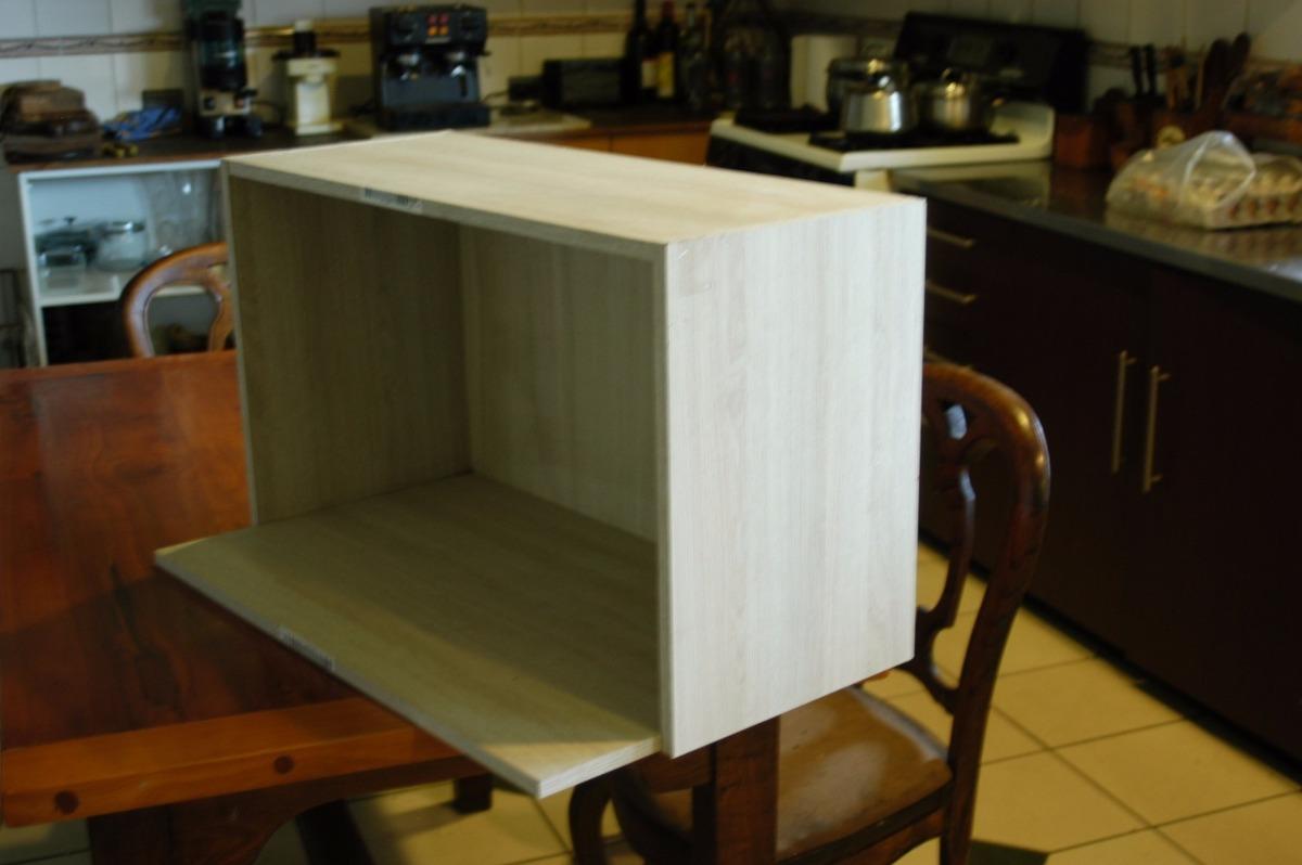 Mueble cocina colgante para usar como repisa o p microondas en mercado libre - Mueble alto microondas ...