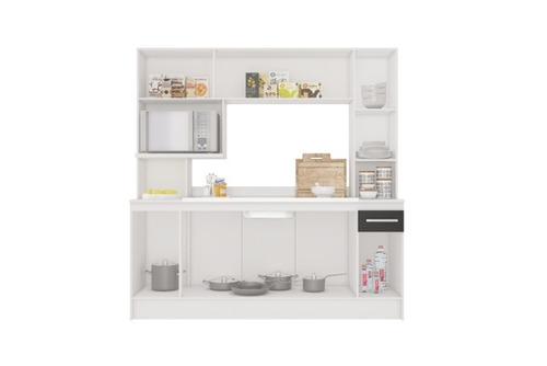 mueble cocina compacta napoles con pileta.  sensacion