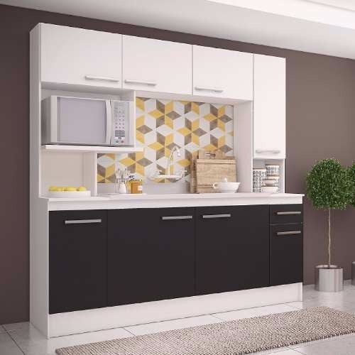mueble cocina compacta napoles sensacion