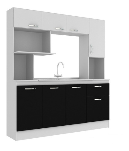 mueble cocina compacta valeria 1 cajon sensacion