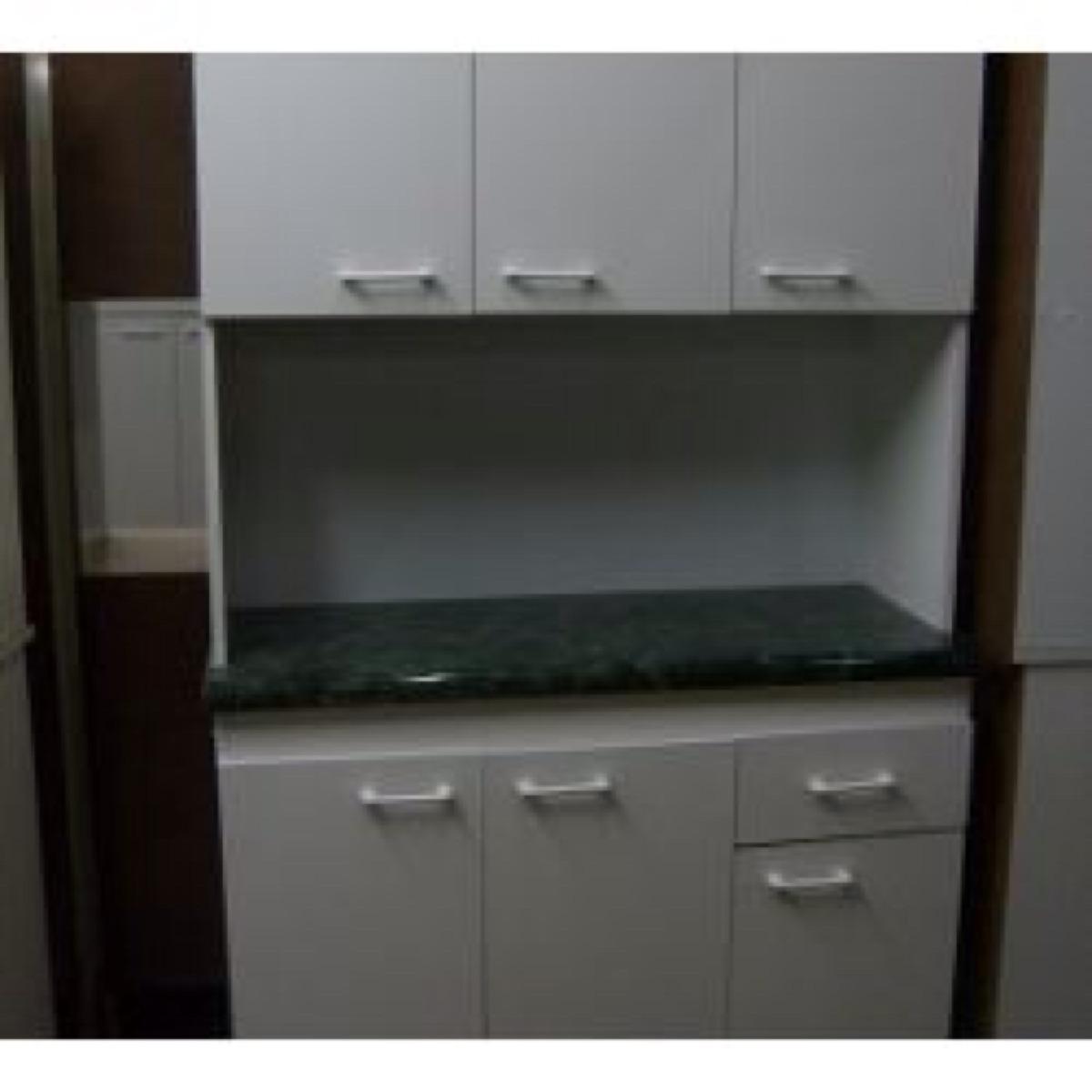 Mueble cocina compacto en mercado libre for Mueble compacto tv