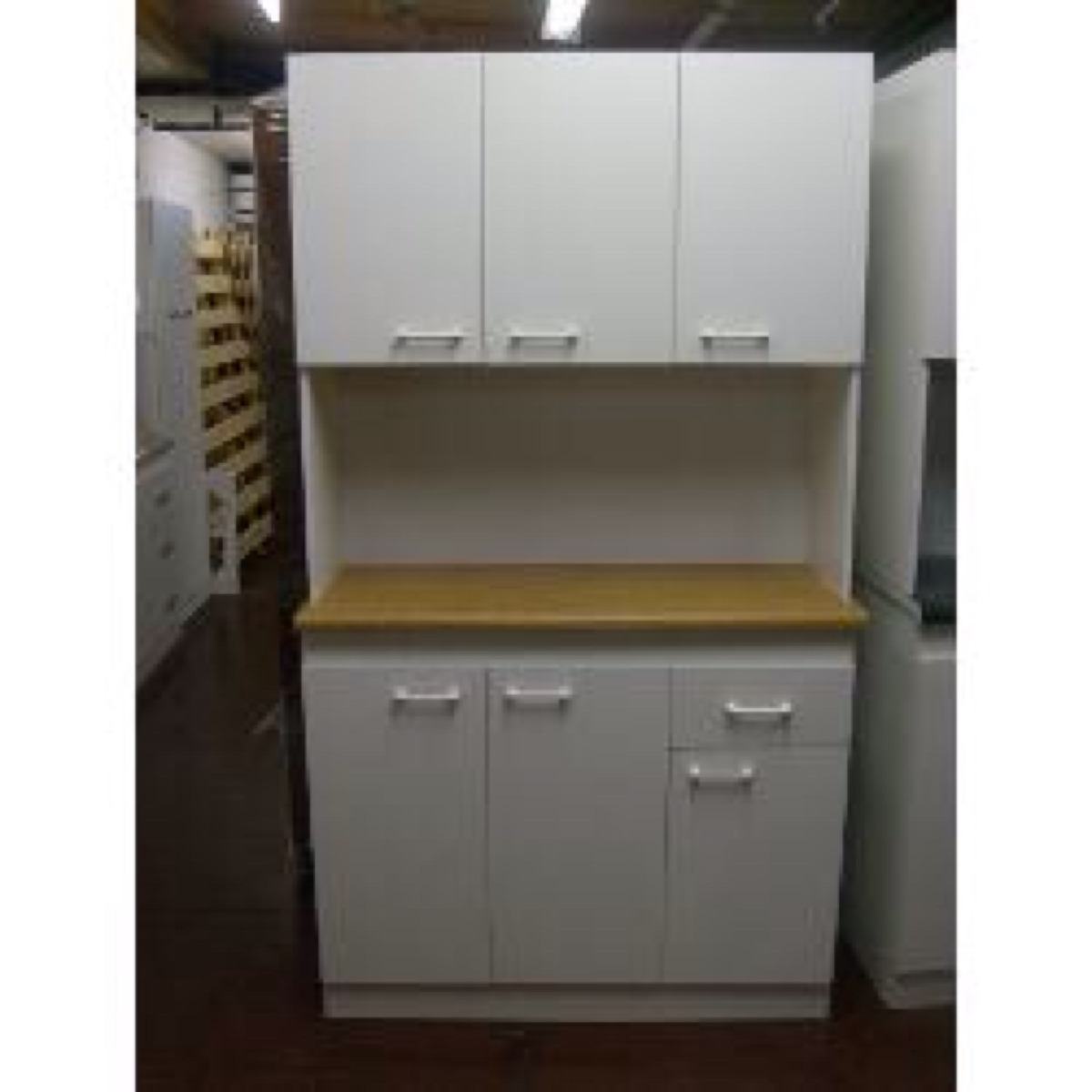 Mueble cocina compacto en mercado libre for Muebles de cocina para montar