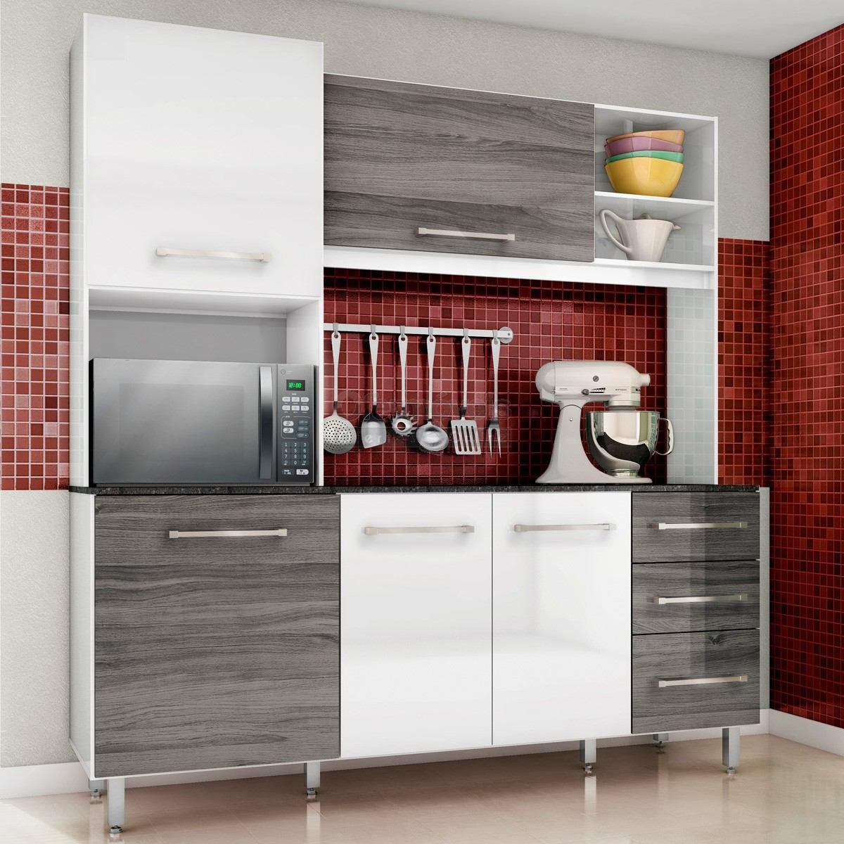 Mueble Cocina Compacto Con Pileta Incluida Vero Sensacion  # Muebles Compactos