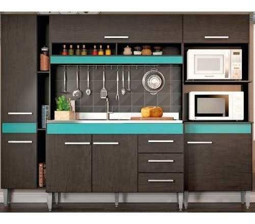 mueble cocina completo 2205 - muebles express