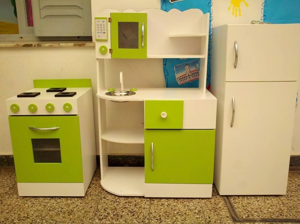 Cocinas Infantiles Madera - Diseños Arquitectónicos - Mimasku.com