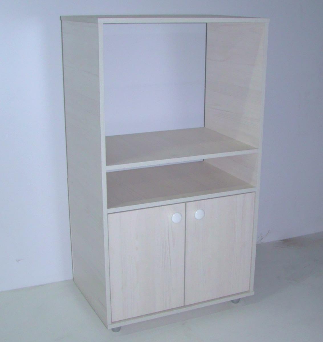 Mueble Cocina Microondas Horno Artico - Nor Moveis - $ 33.900 en ...