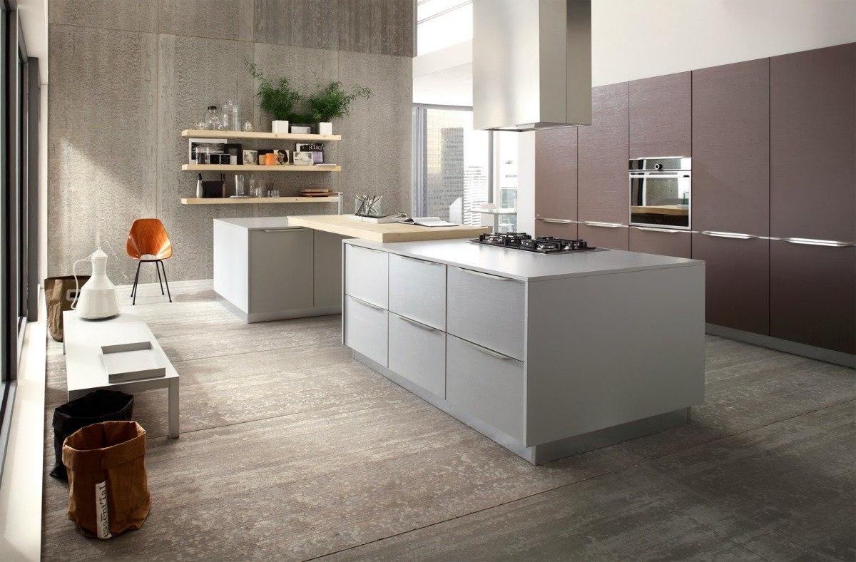 Mueble Cocina Moderno Melamine - S/ 690,00 en Mercado Libre