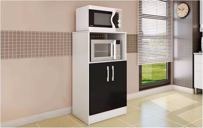 Mueble cocina para horno y microondas ikean for Muebles de cocina para microondas