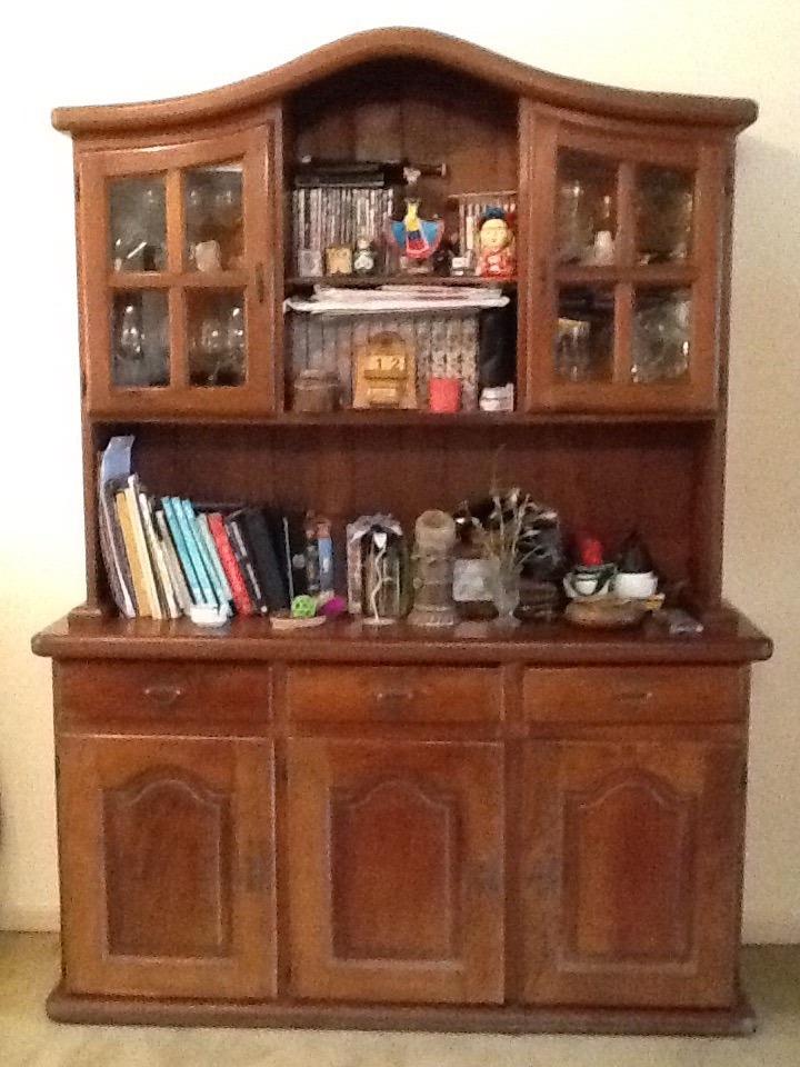 Mueble Comedor De Algarrobo