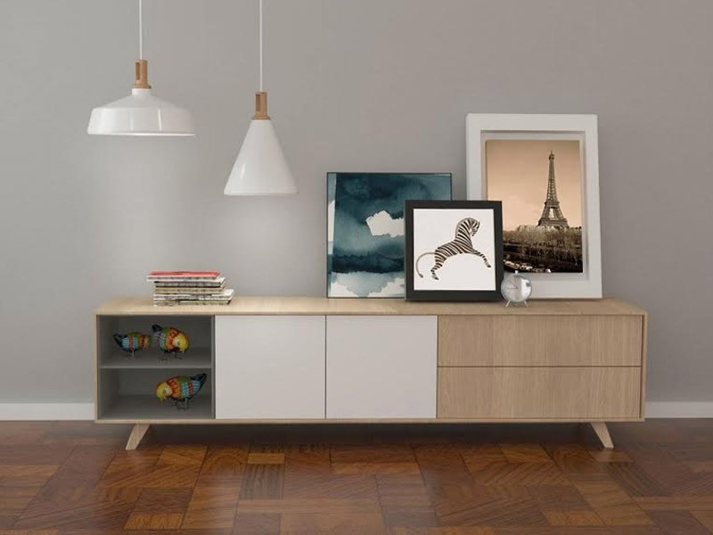 Cocinas de arco for Muebles cocina comedor modernos