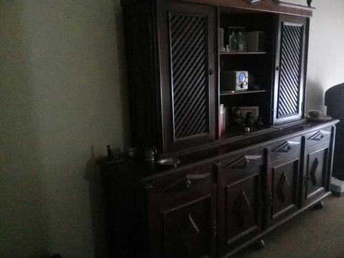 mueble completo de cerezo impecable