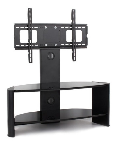 mueble con base para tv  smart lcd led home theater zuget