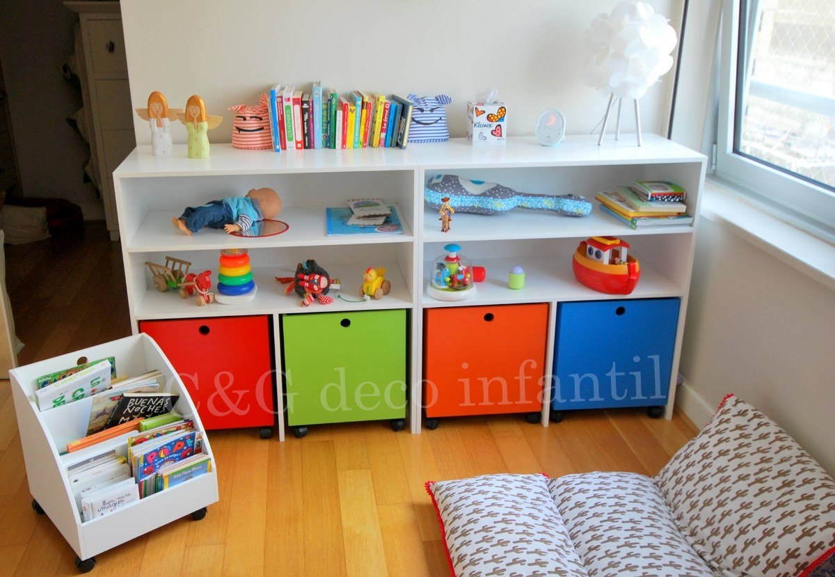 Muebles Juguetes - Mueble Cubos Baul Guardajuguetes Organizador Infantil Repisa [mjhdah]https://http2.mlstatic.com/mueble-infantil-repisa-biblioteca-porta-juguetes-D_NQ_NP_4221-MLA3493267597_122012-F.jpg