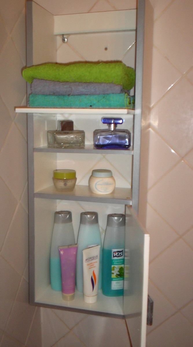 mueble de ba o accesorio de ba o organizador toallero