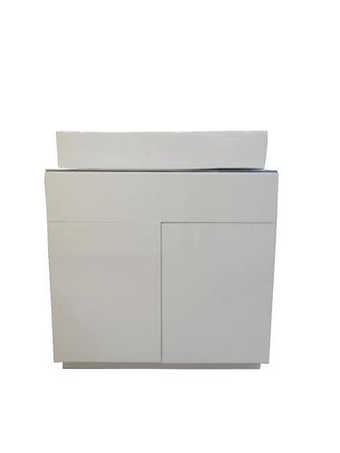 mueble de baño con lavamanos umberto capozzi