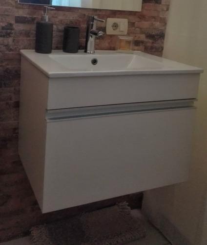 mueble de bano de 60cm supendido