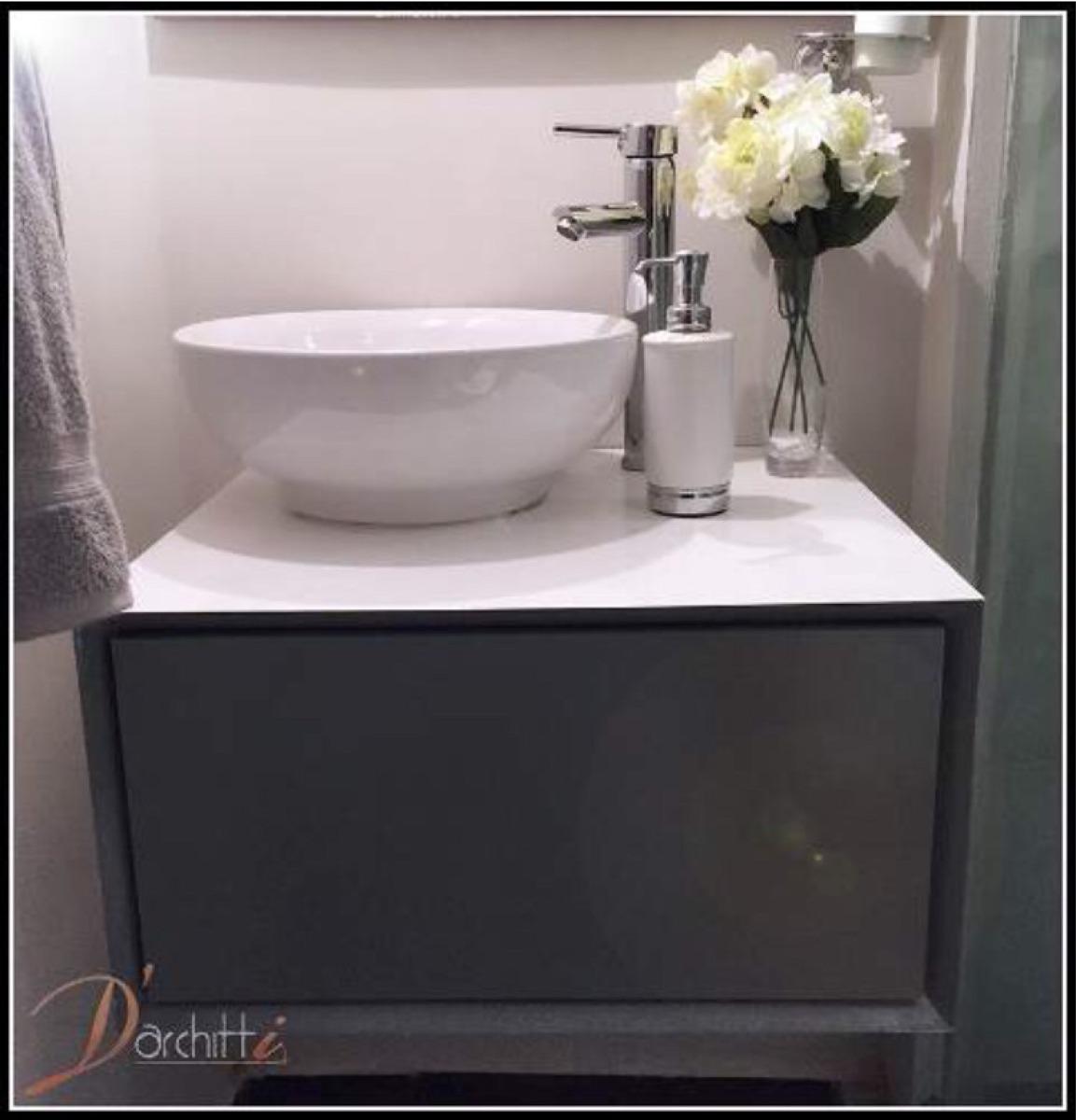 Mueble de ba o empotrar minimalista moderno ovalin for Imagenes de muebles de bano