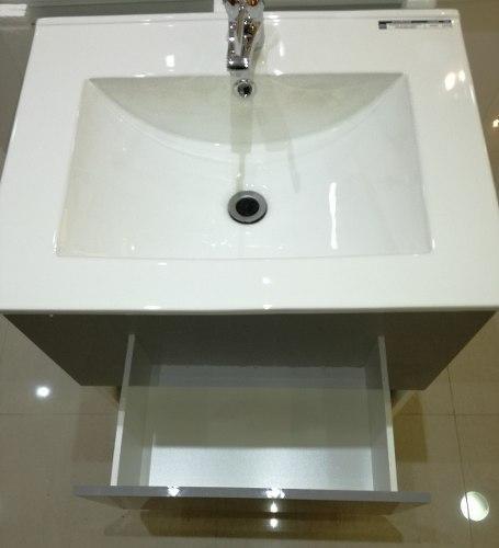 mueble de baño español c/griferia monocomando barraca malvin