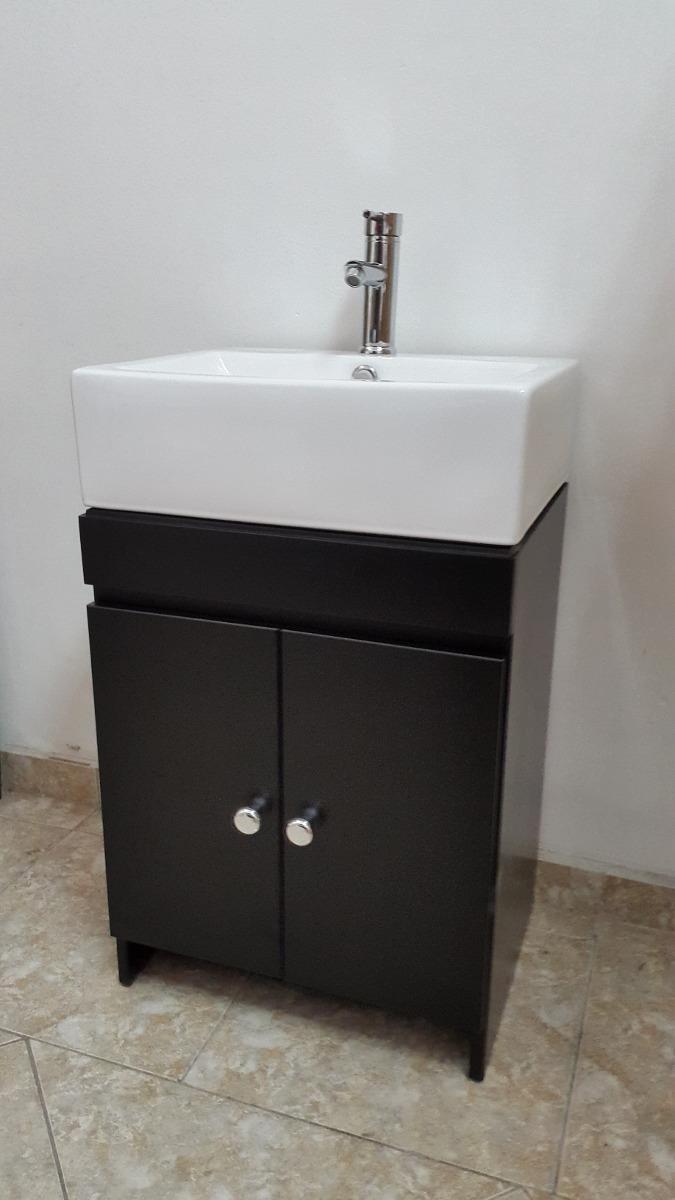Mueble Baño Amarillo:Mueble De Baño Negro Lineas Cuadradas – $ 6500,00 en MercadoLibre