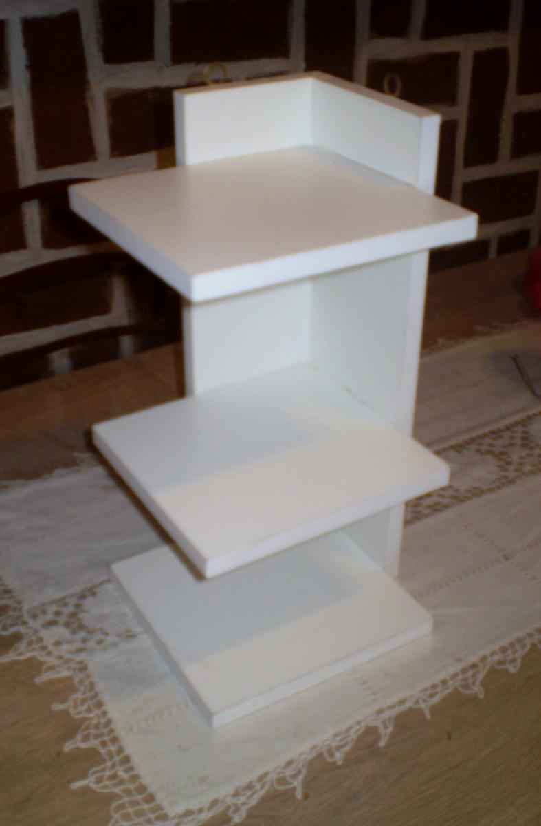 Mueble de ba o organizador vanitory toallero en melamina for Mueble organizador bano