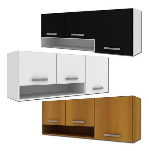 mueble de cocina - aereo 3 puertas - alacena - lcm