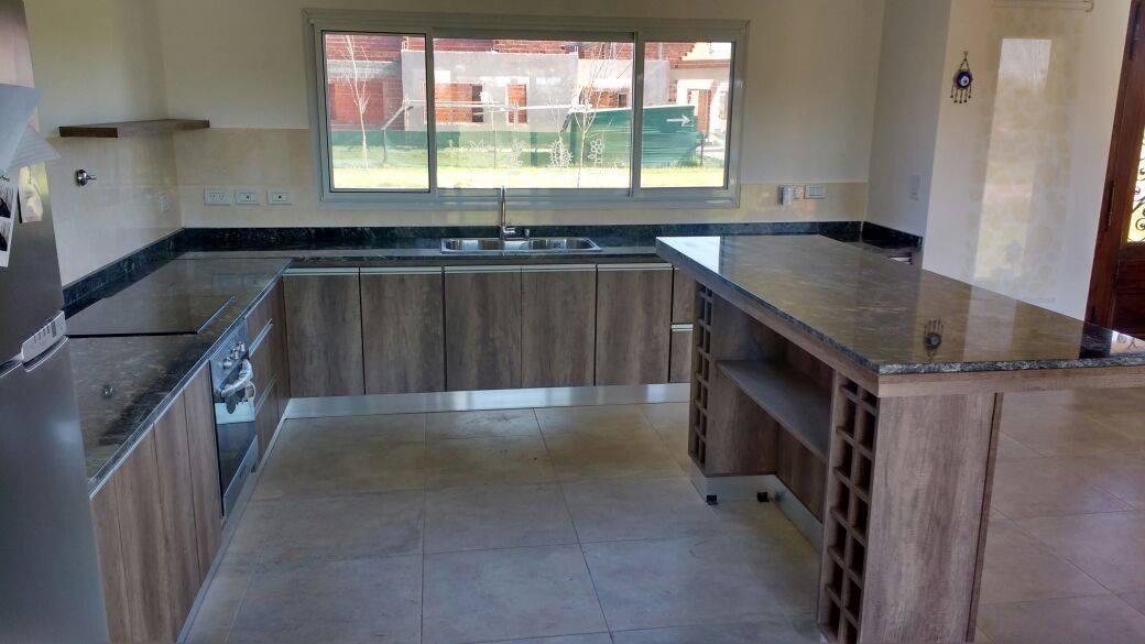Mueble De Cocina Bajo Mesada Alacena Madera Melamina Mdf - $ 5.000 ...