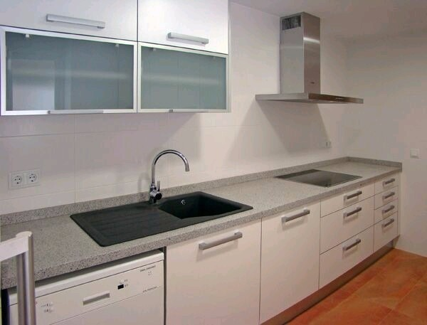 Un tocador en el dormitorio - Mueble de cocina moderno ...