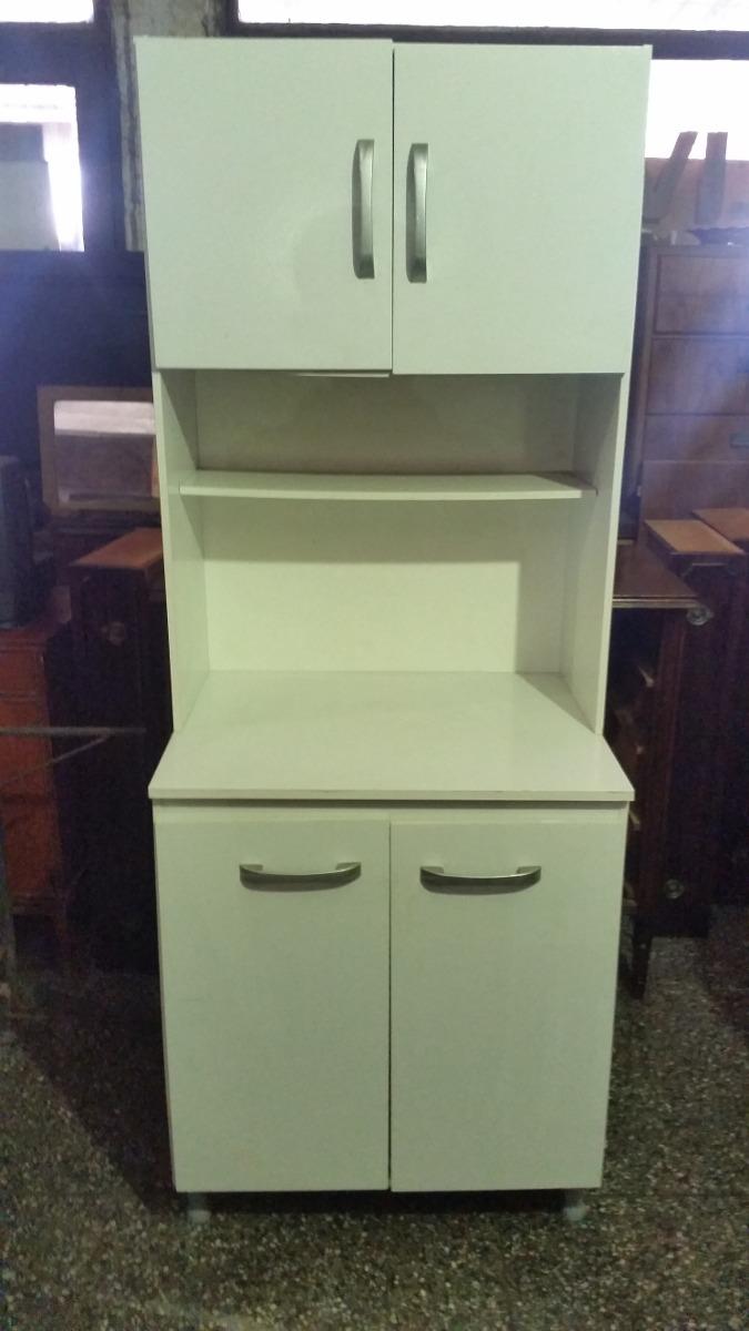 Mueble De Cocina Blanco Mdf - $ 2.490,00 en Mercado Libre