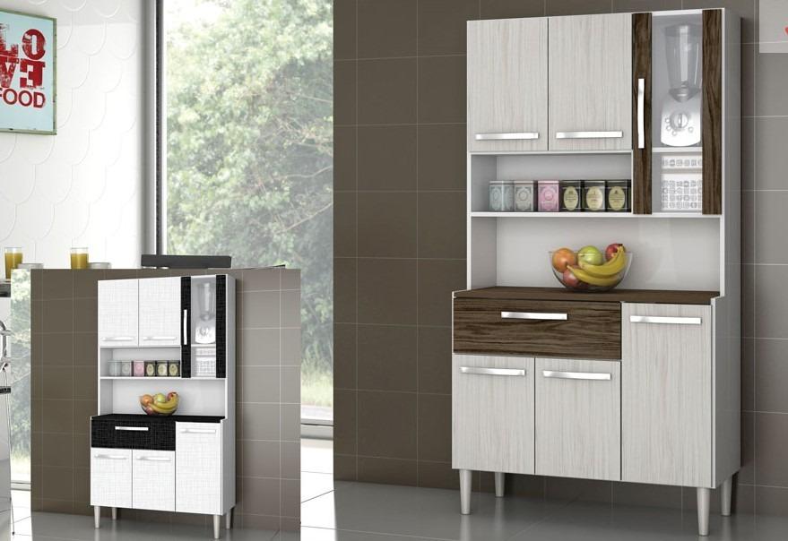 Mueble de cocina cancun 6 puertas ikean en for Mueble pared cocina