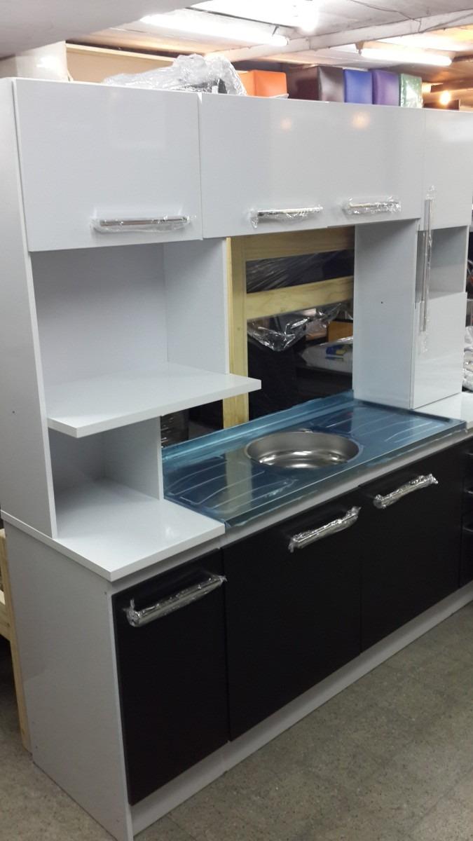 Hermoso Cocina Compacta Galer A De Im Genes Mini Cocinas  # Geant Muebles De Cocina