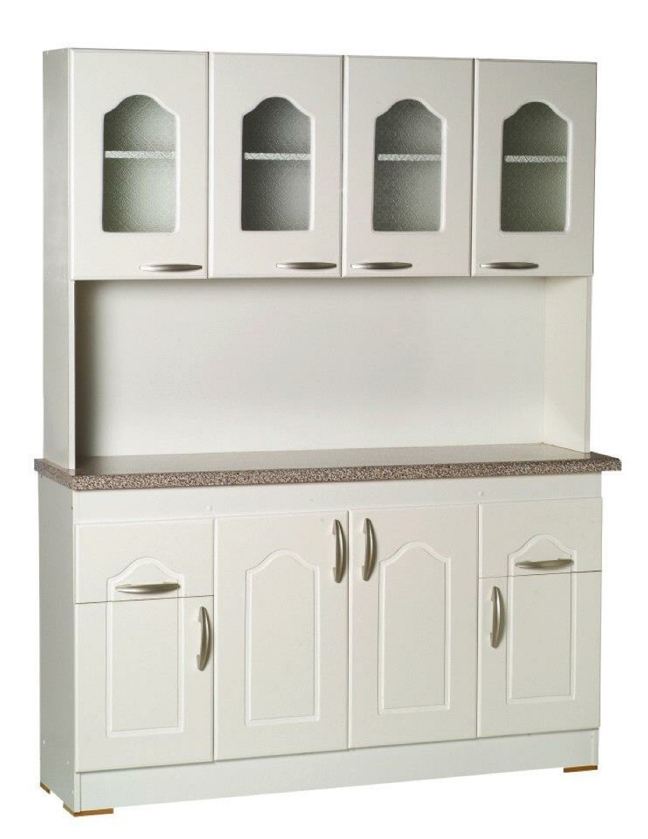 Mueble De Cocina Compacto 4,3 Y 2 Cuerpos, Todos Los Coleres  $ 70