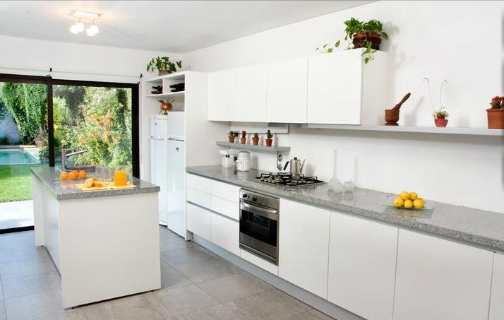 Mueble De Cocina De Diseño Realiz.p/ Marcas - $ 10.000,00 en Mercado ...