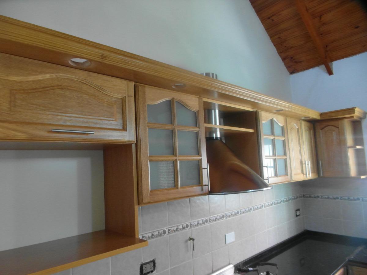 Mueble De Cocina De Roble Macizo - $ 11.800,00 en Mercado Libre