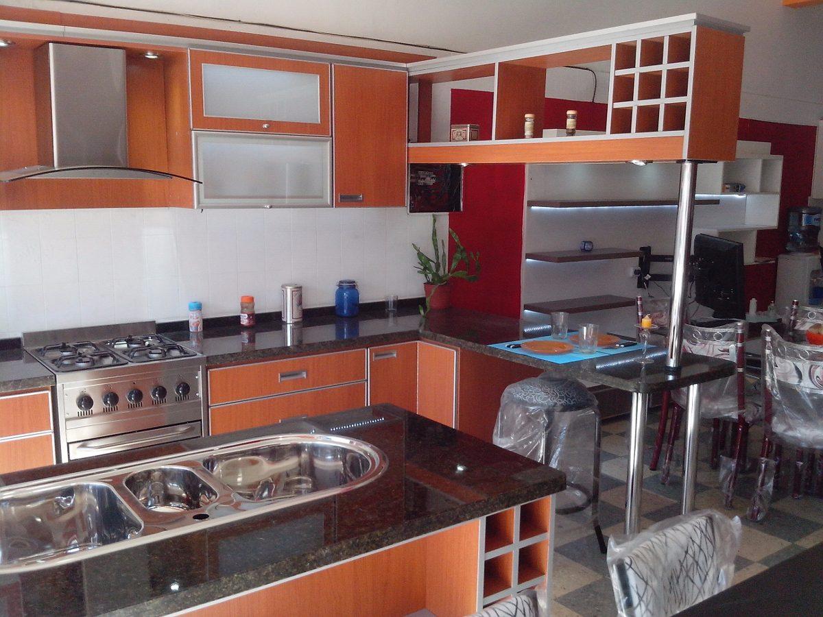 Mueble De Cocina + Desayunador + Isla - $ 78.600,00 en Mercado Libre