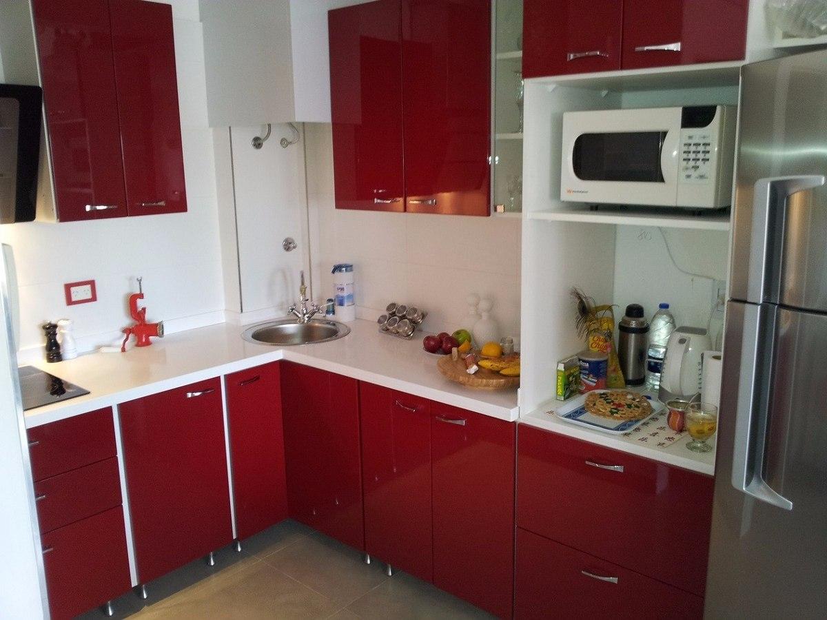 Mueble De Cocina, Diseño Premium, Laqueados, El Metro Lineal ...