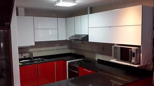 mueble de cocina, diseño premium, laqueados, el metro lineal