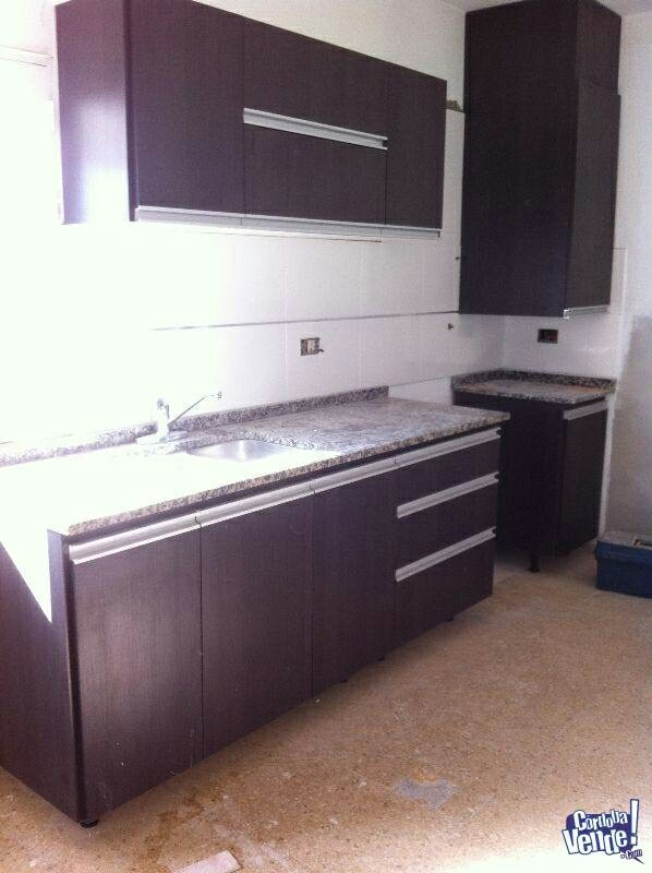 Mueble De Cocina Moderno Perfiles En Aluminio - $ 16.000,00 en ...