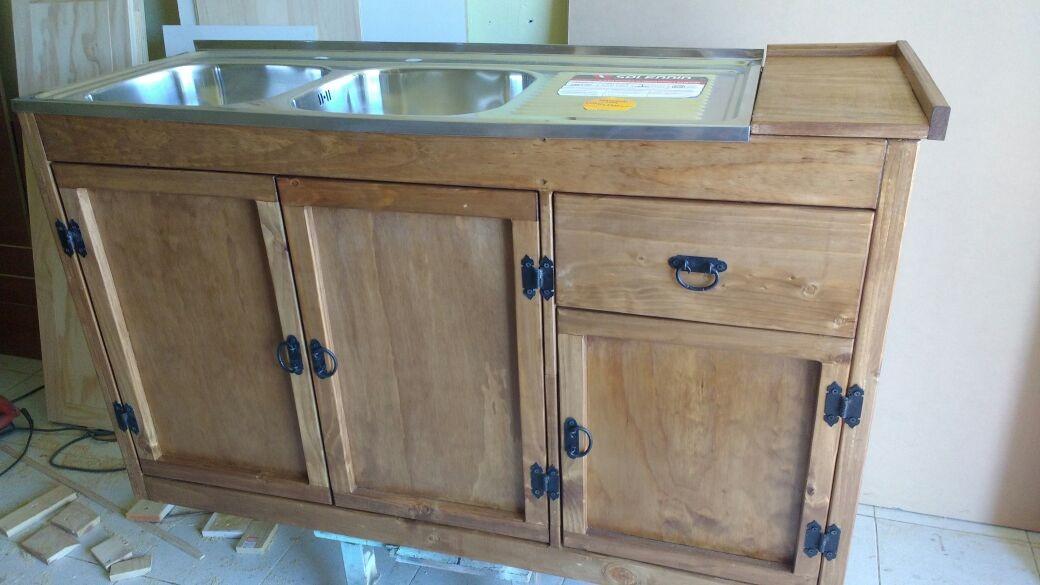 Mueble De Cocina No Incluye Lavaplatos -   95.000 en Mercado Libre 54a50ab8987f
