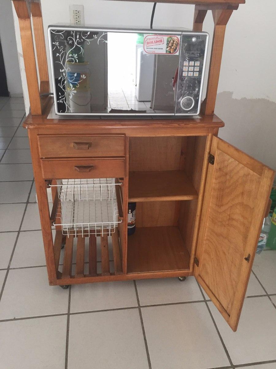 Muebles madera para cocina 20170813030745 - Maderas para muebles de cocina ...