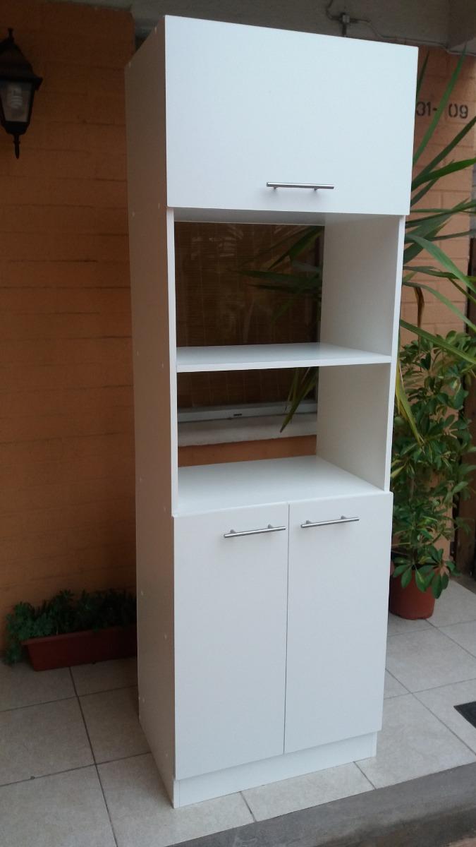 mueble de cocina para microondas y horno el ctrico 60